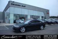 2016 Audi A3 1.8T Premium Sedan   San Antonio, TX