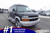 Pre-Owned 2010 Chevrolet Conversion Van Rocky Ridge RWD Van Conversion