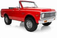 1971 Chevrolet K5 Blazer 4WD, Awesome Truck
