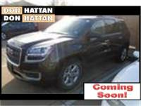 Pre-Owned 2014 GMC Acadia SLE-2 FWD 4D Sport Utility