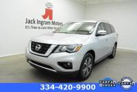 Certified Pre-Owned 2017 Nissan Pathfinder S FWD 4D Sport Utility