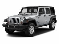 Used 2017 Jeep Wrangler Unlimited Sport SUV in Miami
