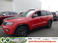Certified Used 2017 Jeep Grand Cherokee Trailhawk Trailhawk 4x4 For Sale | Hempstead, Long Island, NY