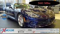 Pre-Owned 2014 Dodge Viper SRT RWD 2D Coupe