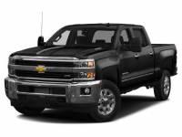 2016 Chevrolet Silverado 2500HD LT Truck 4WD