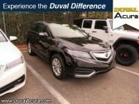 Used 2017 Acura RDX For Sale | Jacksonville FL