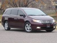 2013 Honda Odyssey TOURING NAVIGATION, BACK UP CAMERA, HEATED SEATS, REAR DVD, DUAL POWER SLIDING DOORS, 1-OWNER