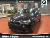 Used 2016 BMW X5 M SUV All-wheel Drive in Arlington