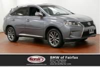 2013 LEXUS RX 350 F Sport SUV in Fairfax