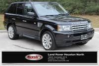 Used 2009 Land Rover Range Rover Sport Supercharged in Houston