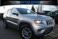 2015 Jeep Grand Cherokee Limited 4x4 Sport Utility