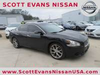 Pre-Owned 2009 Nissan Maxima 3.5 SV FWD 4dr Car