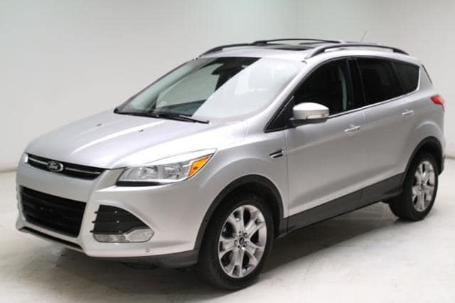 Photo Used 2013 Ford Escape FWD 4dr SEL in Brunswick, OH, near Cleveland