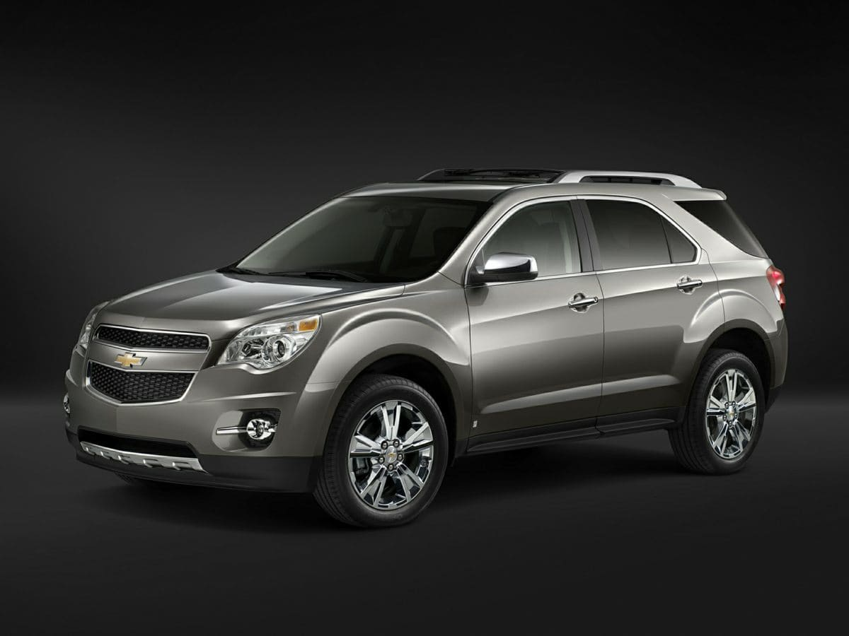 Photo Used 2012 Chevrolet Equinox For Sale  Bel Air MD