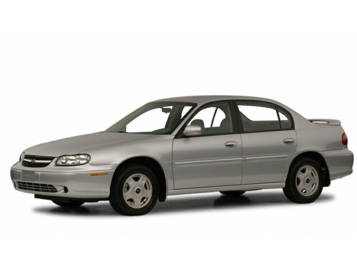 Photo Used 2001 Chevrolet Malibu For Sale  Bel Air MD