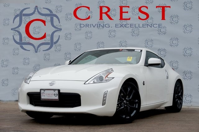 Photo Certified 2017 Nissan 370Z Base Coupe For Sale in Frisco TX