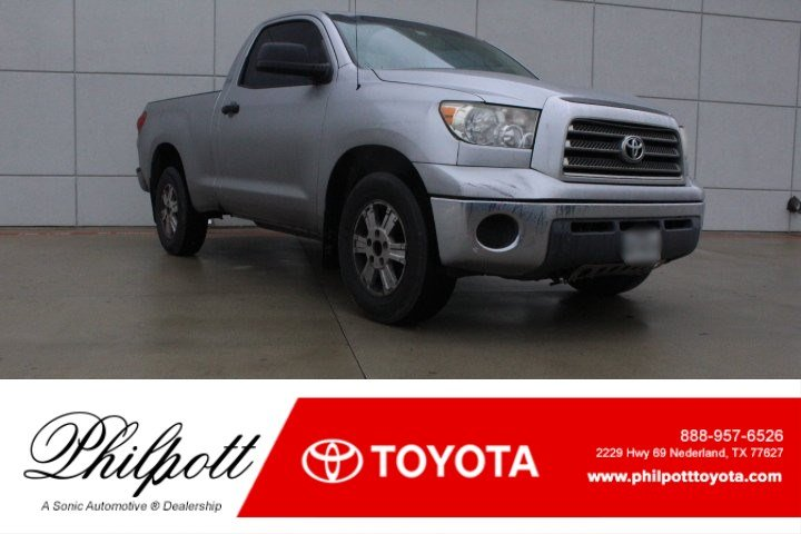Photo 2007 Toyota Tundra 2WD Reg 126.8 V6 Natl Truck Regular Cab in Nederland
