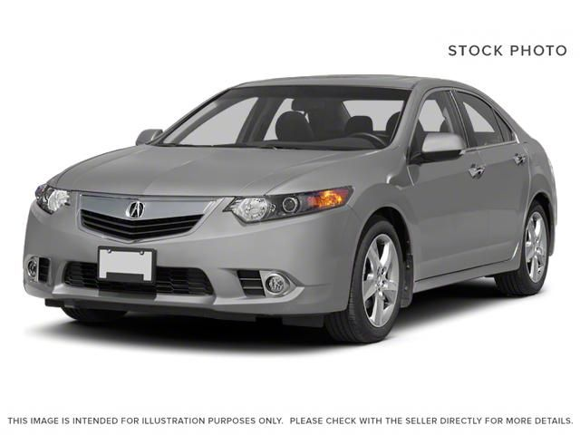 Photo Used 2012 Acura TSX PRE Front Wheel Drive 4 Door Car