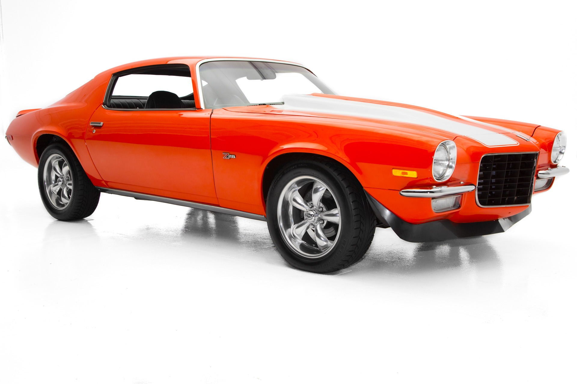Photo 1972 Chevrolet Camaro Orange 502502 Pro-tour