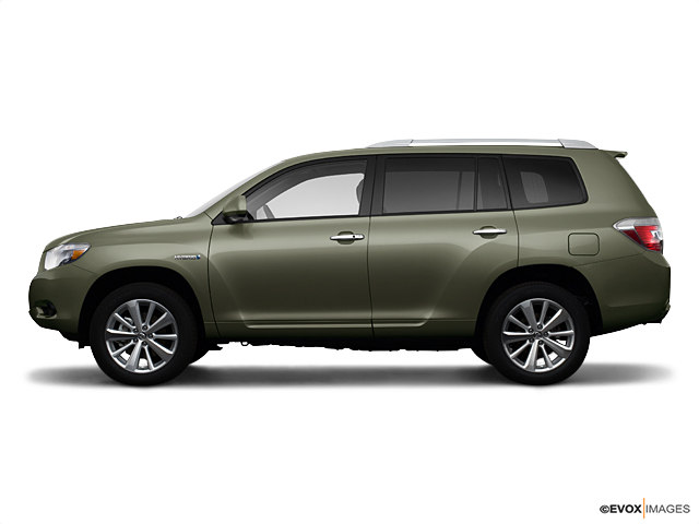 Photo Used 2009 Toyota Highlander Hybrid SUV in Hazelwood  Greater St. Louis MO
