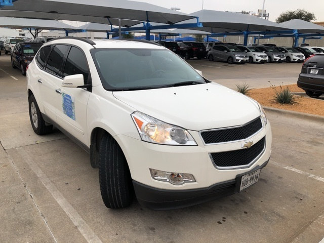 Photo 2012 Chevrolet Traverse 2LT For Sale Near Fort Worth TX  DFW Used Car Dealer