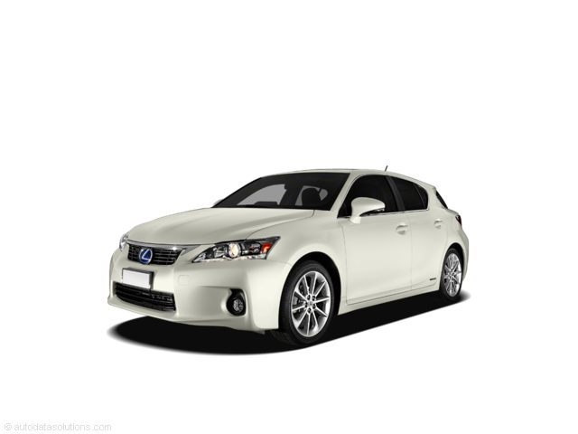 Photo Used 2011 LEXUS CT 200h FWD 4dr Hybrid in Fort Myers