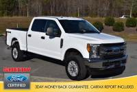 Certified Pre-Owned 2017 Ford F-250 !Ford Certified Crew CAB XLT 4X4! Truck Crew Cab V-8 cyl in Ashland, VA