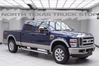 2009 Ford Super Duty F-250 King Ranch Diesel 4x4 Sunroof Heated Leather