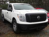 Certified Pre-Owned 2017 Nissan Titan Rear Wheel Drive Regular Cab Pickup