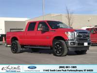 Certified 2015 Ford Super Duty F-350 SRW King Ranch 4WD Crew Cab 156 King Ranch in Draper