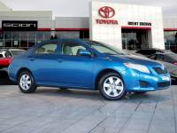 Pre-Owned 2009 Toyota Corolla LE FWD 4dr Car
