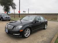 Used 2013 Mercedes-Benz C-Class C 250 Sedan RWD For Sale in Houston