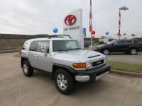 Used 2008 Toyota FJ Cruiser Base SUV RWD For Sale in Houston