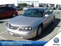 2005 Chevrolet Impala Base Sedan Front Wheel Drive