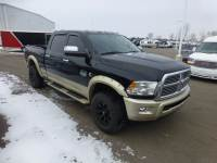 Pre-Owned 2012 Ram 2500 Laramie Longhorn With Navigation & 4WD