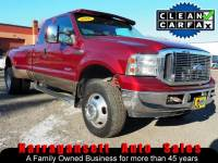 2006 Ford F-350 SD XLT Lariat 4X4 SuperCab Dually Diesel Auto 53K