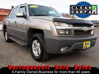 2002 Chevrolet Avalanche Z-71 4X4 Fully Loaded Leather Moonroof Super Clea