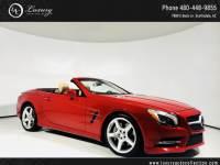 2013 Mercedes-Benz SL-Class SL 550 | AMG® Sport | Pano Roof | Premium 1 Pkg | 14 15 With Navigation