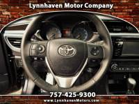 2015 Toyota Corolla S Plus w/ Power Sunroof, Rear Camera, Only 22k Mil