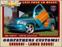 2006 Chevrolet HHR LT - GODFATHERS CUSTOMS - LAMBO DOORS!