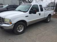 2004 Ford Super Duty F-250 RWD Extended Cab XLT