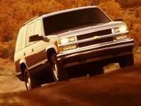 1999 Chevrolet Tahoe SUV