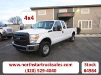 Used 2014 Ford F-250 4x4 Pickup