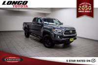 Certified Used 2017 Toyota Tacoma SR5 Access Cab 6 Bed V6 4x4 Automatic in El Monte