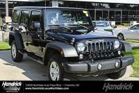 2016 Jeep Wrangler Unlimited Sport Convertible