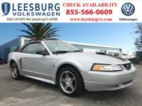 Used 1999 Ford Mustang GT Convertible For Sale Leesburg, FL