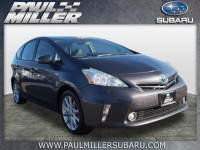 Pre-Owned 2014 Toyota Prius v Five FWD Station Wagon