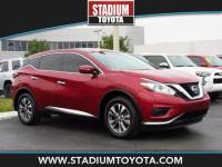 Pre-Owned 2015 Nissan Murano FWD 4dr S FWD