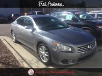 Pre-Owned 2009 Nissan Maxima 3.5 SV Sedan For Sale | Raleigh NC