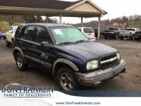 2001 Chevrolet Tracker ZR2 4-Door 4WD